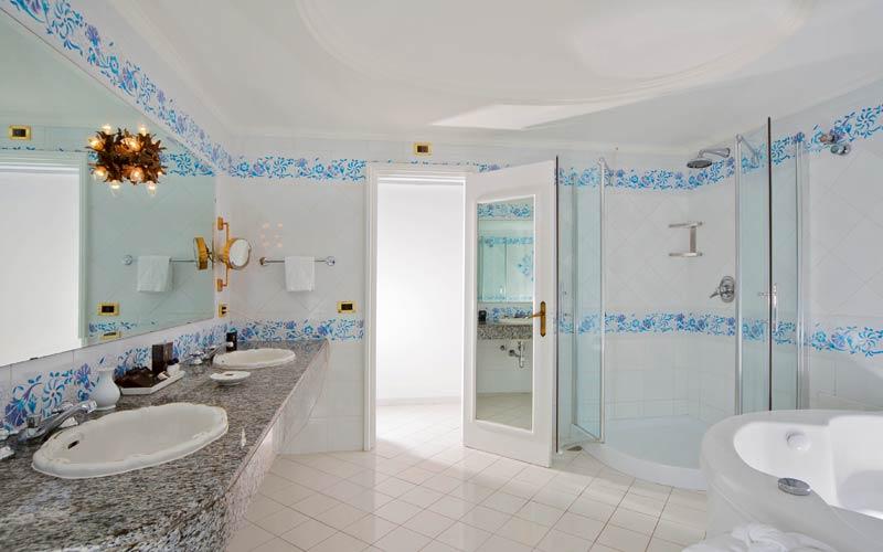 Capri Hotel Scalinatella - Prezzi Camere vista mare
