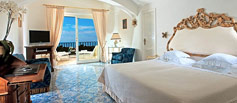 Scalinatella Capri - rooms