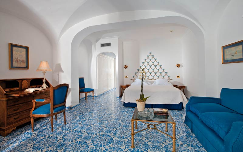 Capri Hotel Scalinatella Italy - Rates and Rooms sea view