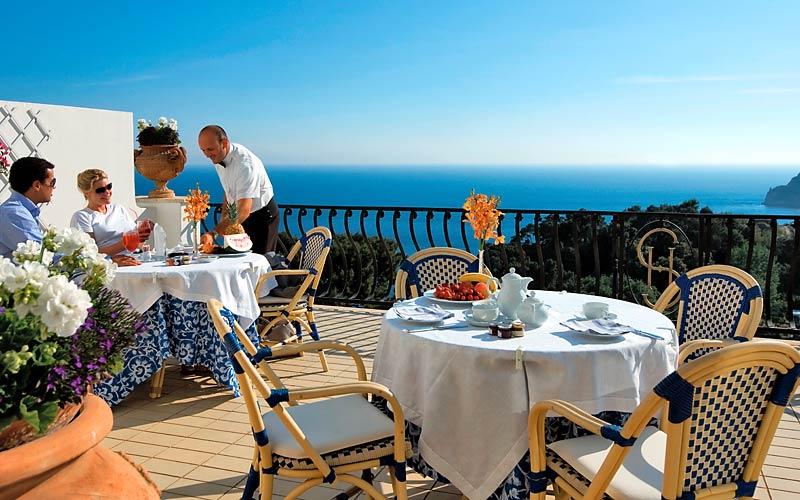 Hotel Scalinatella Capri