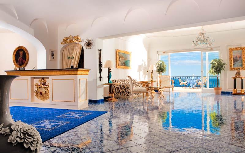 Hotel La Scalinatella Capri 5 Stelle A Capri Lusso